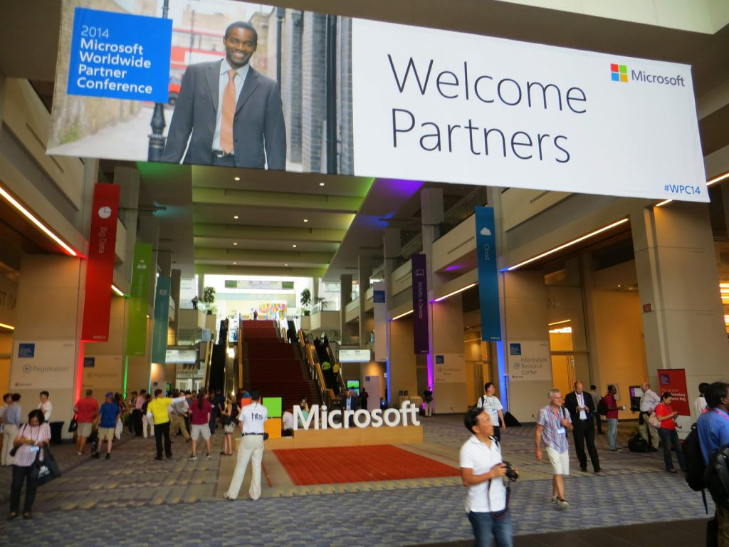 Spanish Point Technologies Ltd. is awarded Microsoft Cloud Excellence Partner of the Year at Microsoft Worldwide Partner Conference 2014